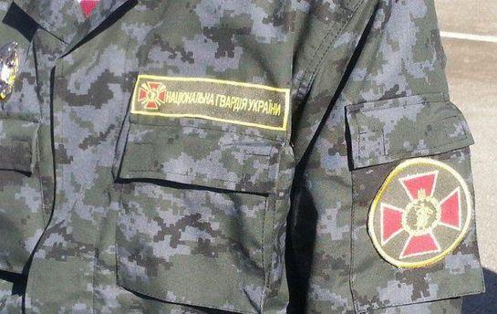 Нацгвардия подтвердила информацию о Паршове