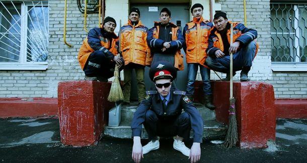 Клип таджиков