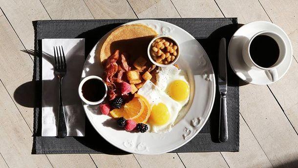 А чем вы завтракаете?