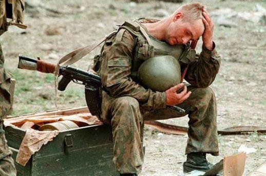 От обстрелов боевиков вновь пострадали защитники Украины
