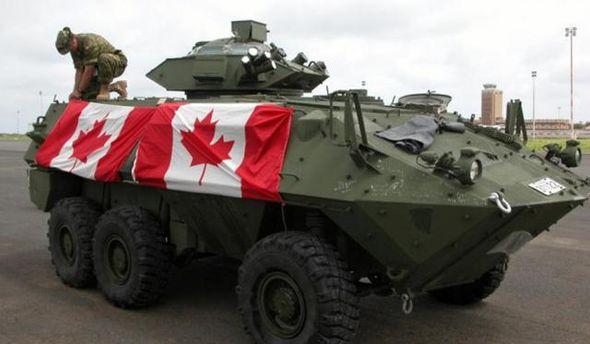 Украина получила шанс на поставки оружия из Канады