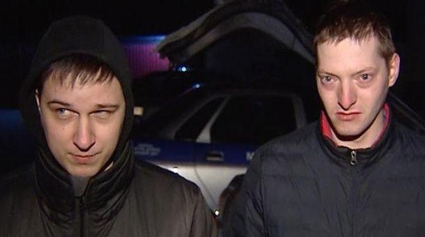 Затримані росіяни у Білорусі