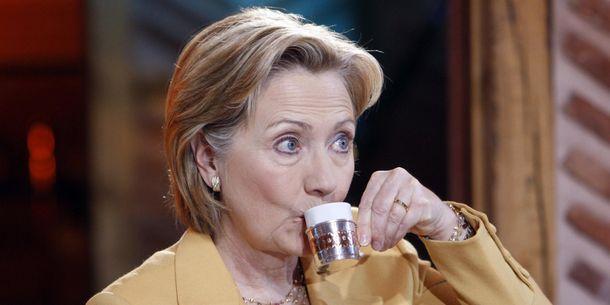 Выпустили виски в честь Хиллари Клинтон