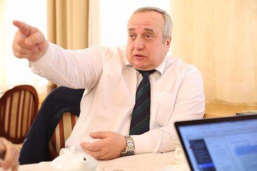 Франц Клінцевич обурюється через українські закони