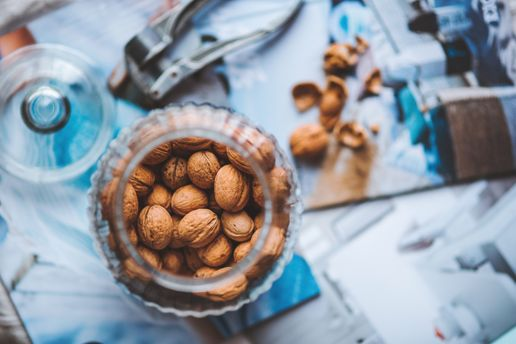 Орехи понижают уровень сахара в крови