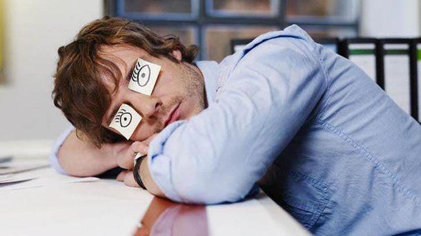 Як легко заснути