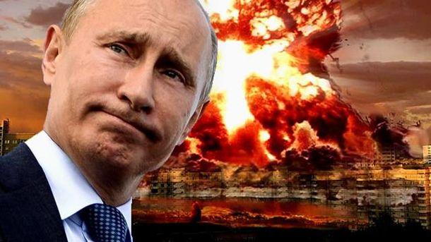 Володимир Путін і війна
