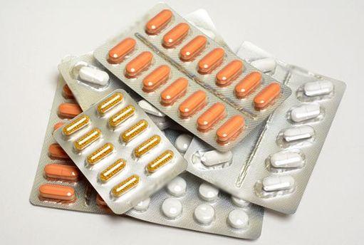 С 1 апреля ряд лекарств можно будет бесплатно получить в аптеках Украины