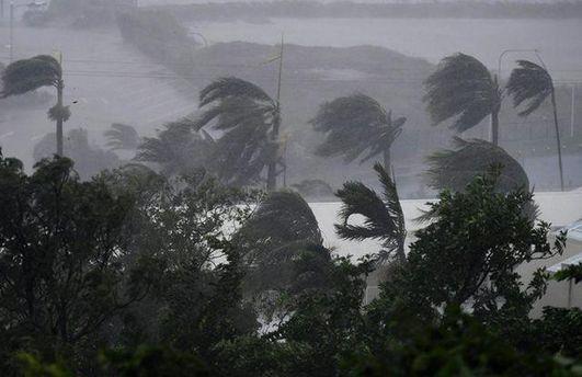 В Австралії вирує потужний шторм