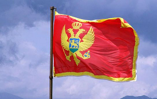 Прапор Чорногорії