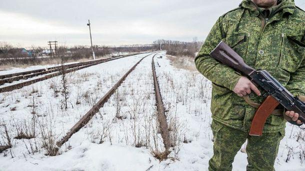 Зверства боевиков на Донбассе