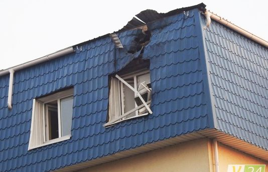 В СБУ вважають обстріл Генконсульства Польщі в Луцьку справою рук Росії