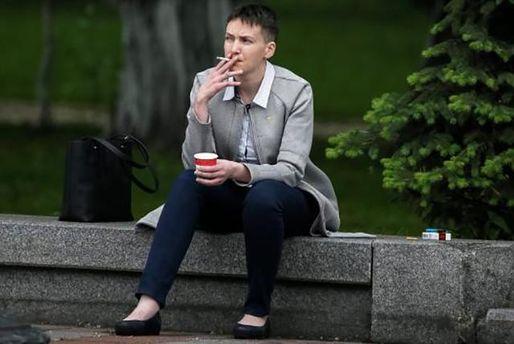 Савченко говорит, что после потери Крыма и войны на Донбассе, Украине уже не стоит реагировать на