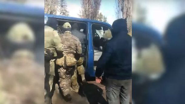 Похищение активиста в Крыму