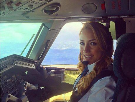 Женщины-пилоты развенчивают стереотипы