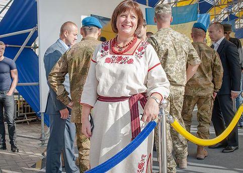Наталья Яресько рассказала, что бы сделала на посту премьер-министра