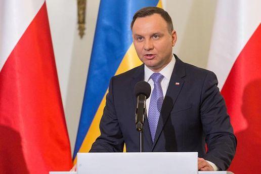 Дзвінок Дуді доводить причетність Росії до теракту на Генконсульство Польщі в Луцьку
