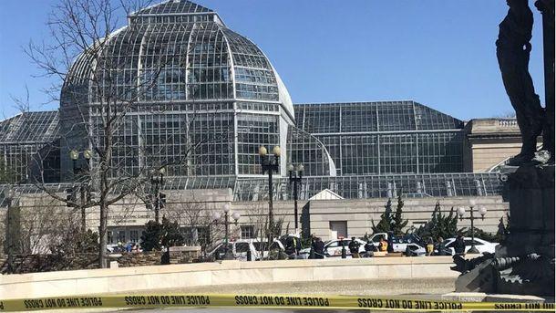 Инцидент возле Капитолия
