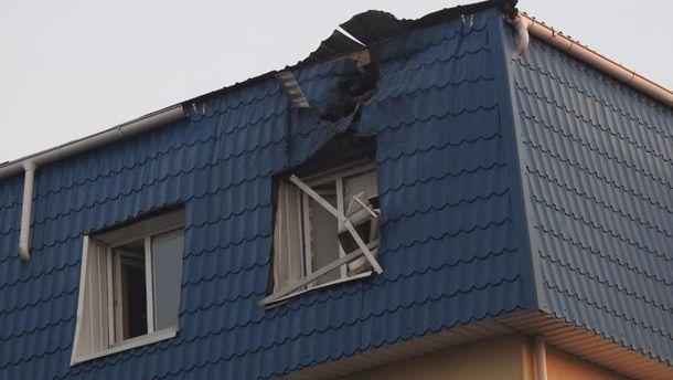 Обстрел польского консульства в Луцке