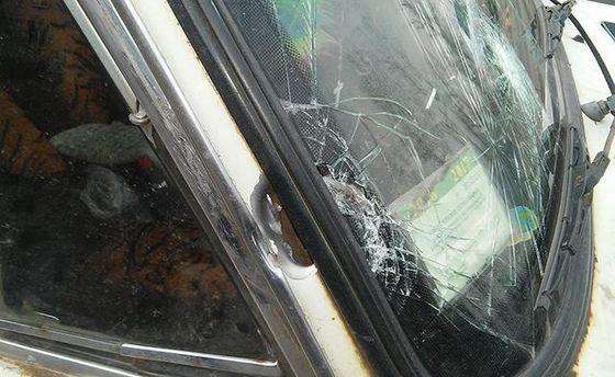 Терористи на Донбасі атакують і цивільних
