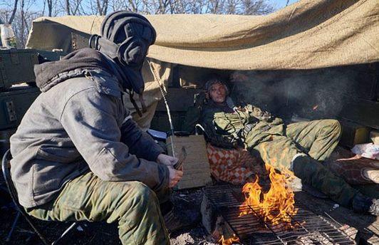 Боевики укрепляют блокпосты на Донбассе