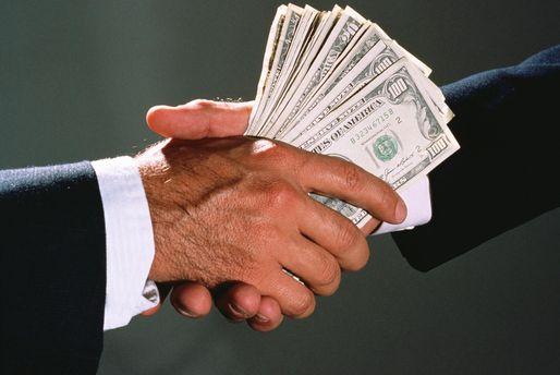 Украина страдает от коррупции