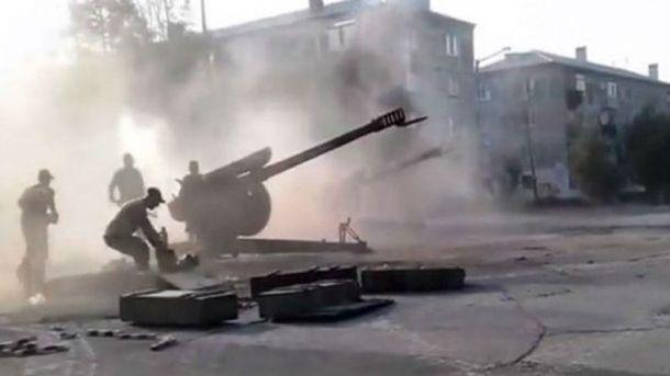 Количество погибших среди мирного населения на Донбассе