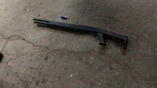 Стрілянина у Запоріжжі