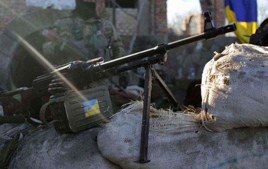 Україна зазнала втрат на Донбасі