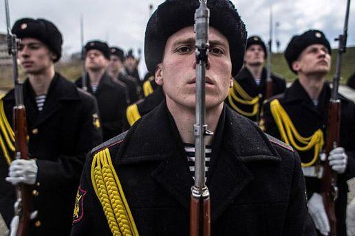 Россия принуждает бывших украинских военных покидать службу в аннексированном Крыму