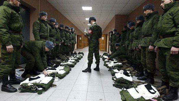 Армія в Росії