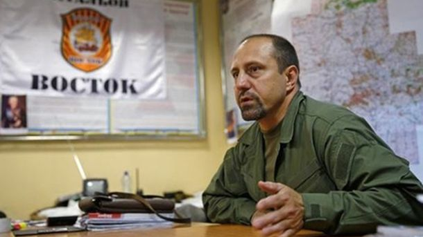 Полевой командир боевиков