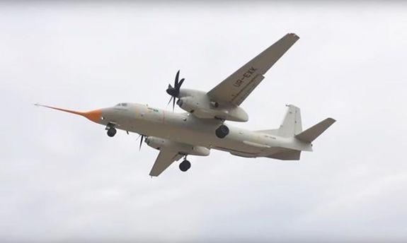 Ан-132Д совершил первый полет