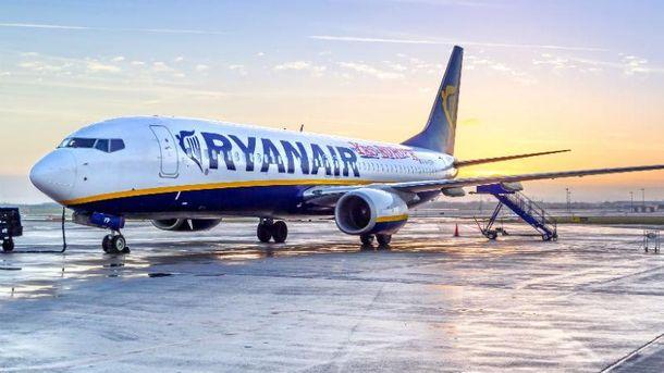 Ryanair может и не полететь в Киев
