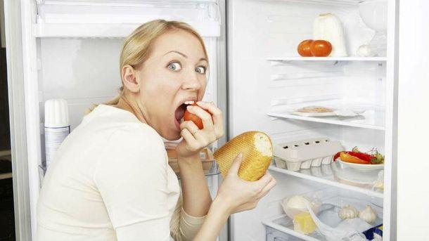 Продукти, що провокують голод