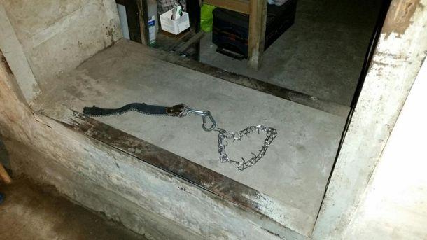 Знаряддя тортур у