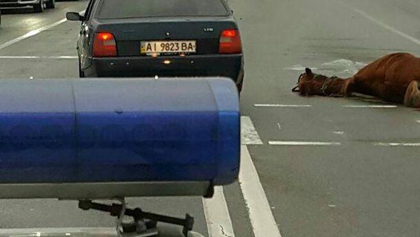 Страшная авария в Киеве