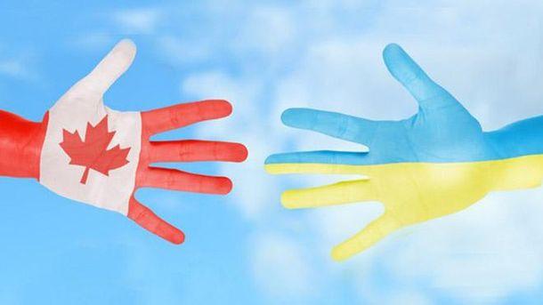 Украина и Канада подпишут оборонительное соглашение