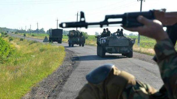 Боевики нарушили режим тишины