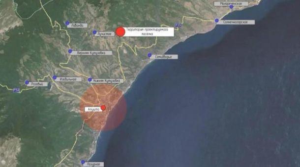 Для кого строят мажорный городок в Крыму в регионе без воды
