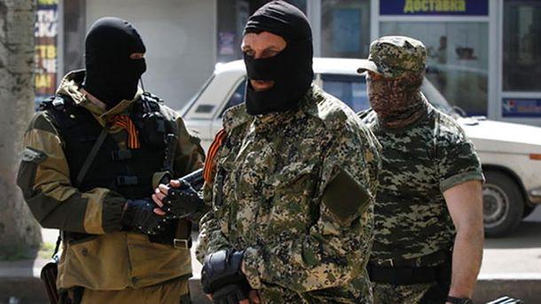 Терористи 37 разів обстріляли українські позиції
