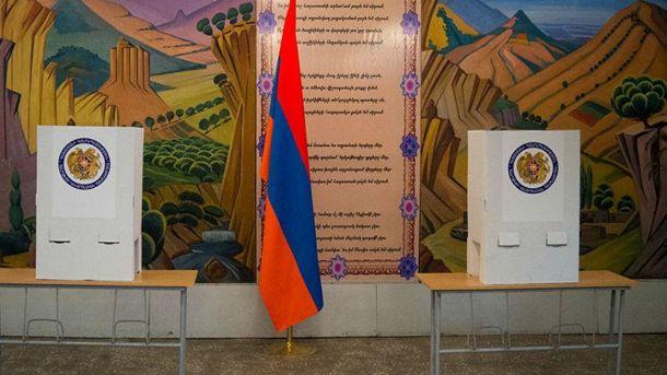 Армянский избирательный участок