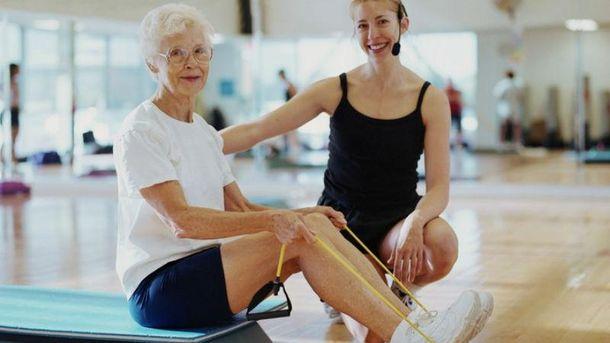 Тренировки HIIT способны замедлить процесс старения