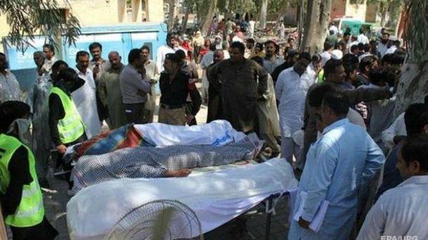 Пытки в Пакистане
