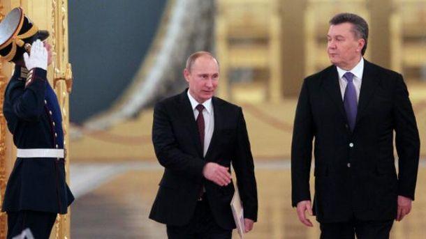 Путин поставил Януковичу ультиматум
