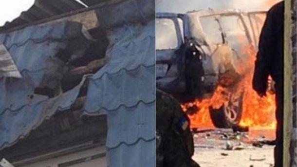 Обстрел польского консульства и теракт в Мариуполе