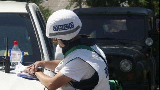 Работа миссии ОБСЕ