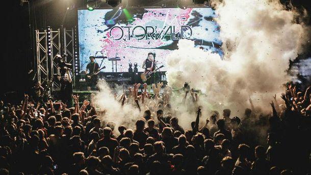 Концерт группы O.Torvald