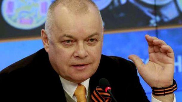 Російський пропагандист Дмитро Кисельов
