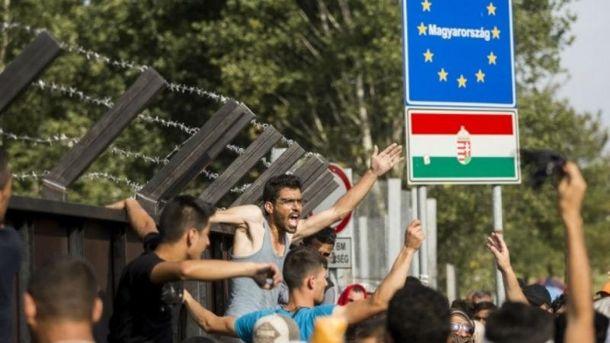 Кампания против ЕС